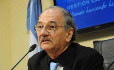 Ivanoff dice que no piensa postularse para el STJ