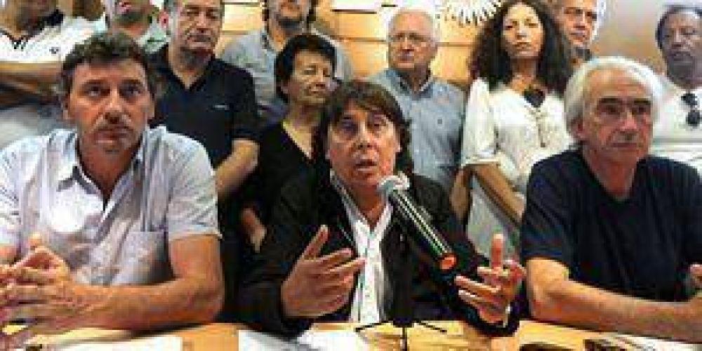 La CTA de Micheli protesta hoy con 100 cortes de ruta