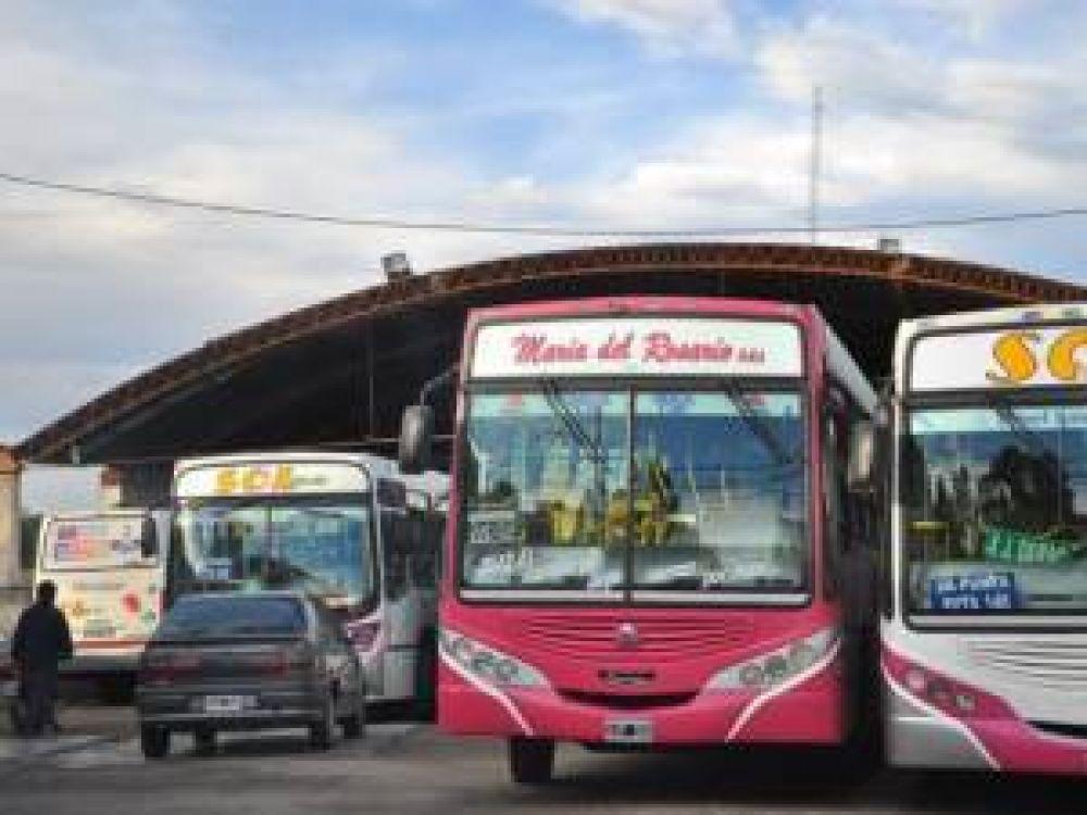 Interurbano: suspendieron el paro ante las promesas de pago