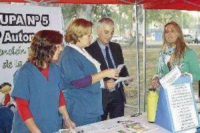 En Santiago hubo varias actividades en el Día de Acción por la Salud de las Mujeres