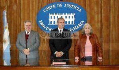 Discrecionalidad de la Corte para otorgar los ascensos en la Justicia