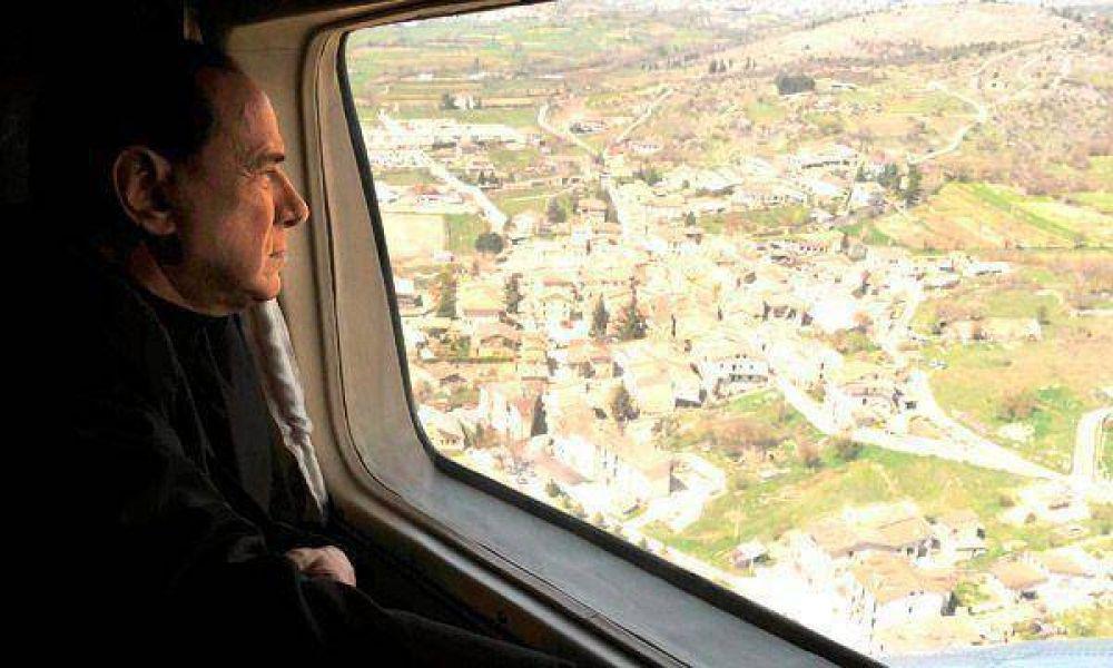 Berlusconi otra vez hizo declaración polémica