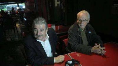 Rubén Viglianchino anunció que será candidato