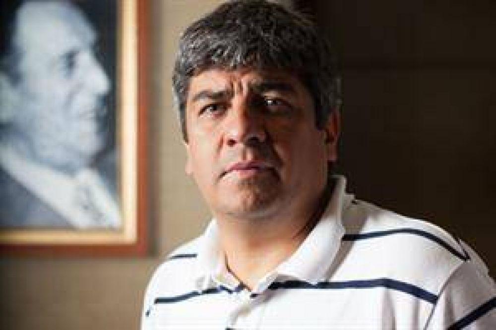 """""""El Papa es peronista y camionero"""", dijo Pablo Moyano"""