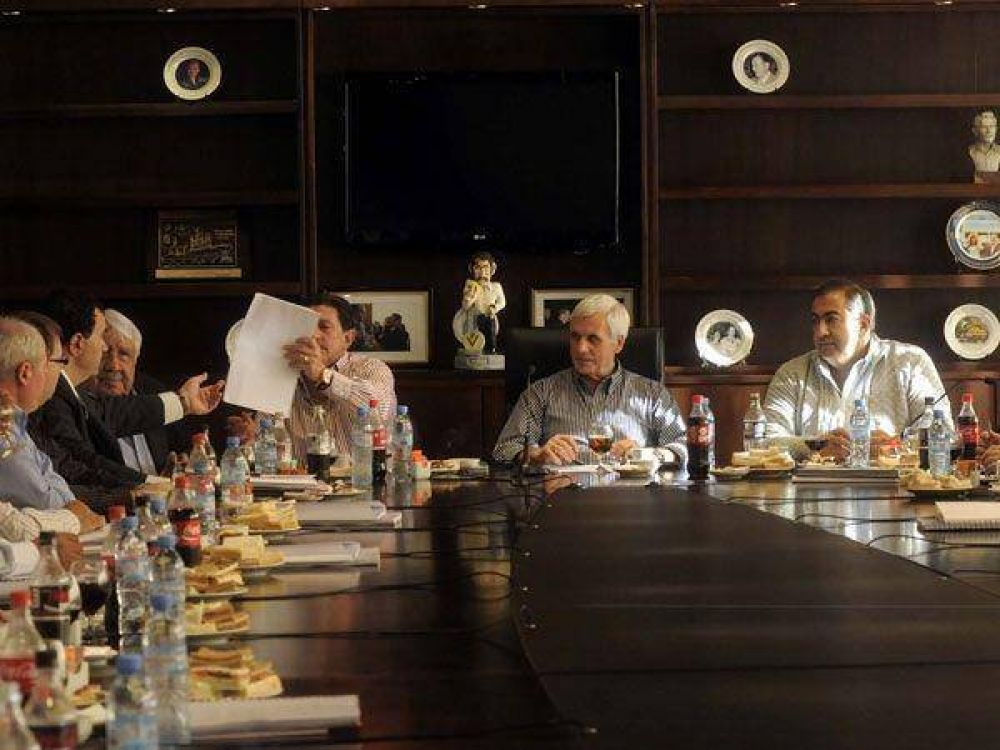 Malestar con Antonio Caló en la CGT oficialista