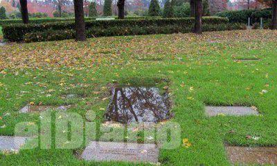 Sepultaron en Pilar los restos del dictador Jorge Videla