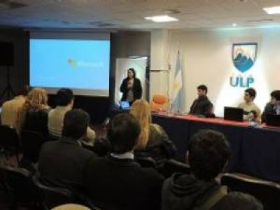 Microsof present� sus nuevas plataformas en la ULP