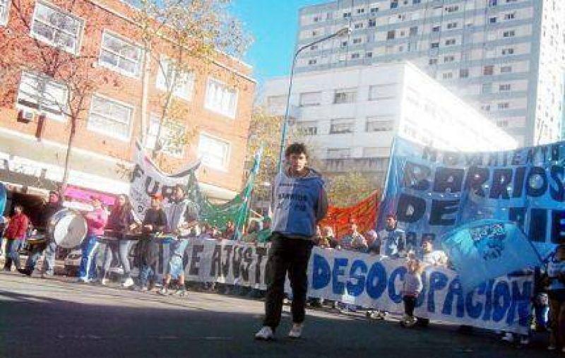 CTA y diversas organizaciones marcharon y criticaron las políticas del Gobierno Nacional