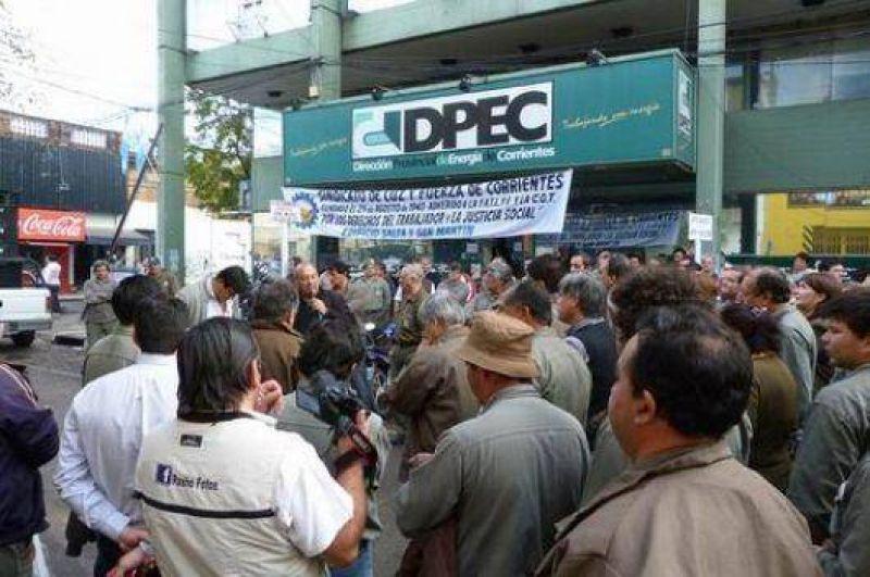 El conflicto en la Dpec desnudó la interna gremial