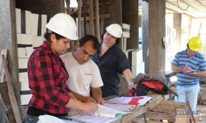 Uocra advierte que las obras incumplen con las medidas de seguridad e higiene