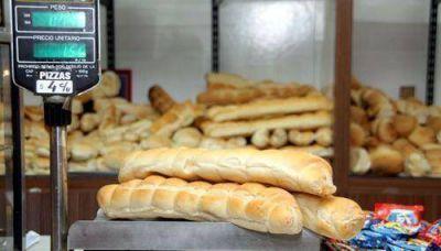 El pan ya se vende a $16 el kilo y las facturas a m�s de $30