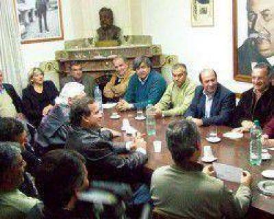 Graciela Caselles convocará a los miembros de la Convención la semana próxima