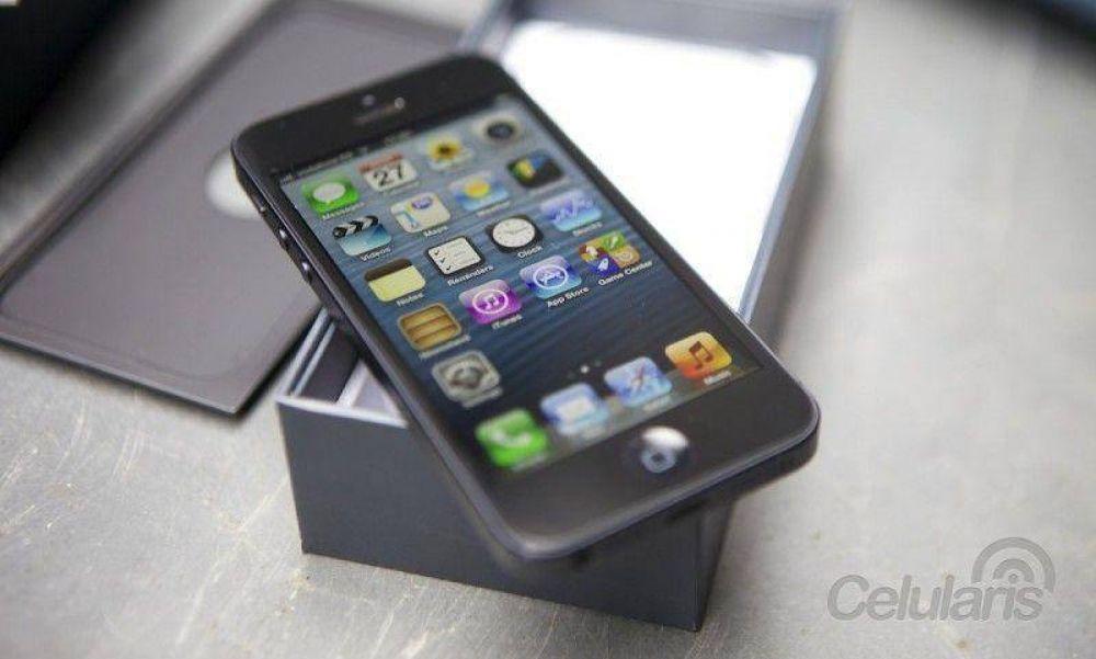 iPhone 5 será ensamblado en Argentina