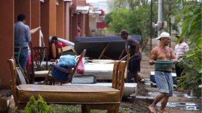Pobladores emplazan a urbanizadora