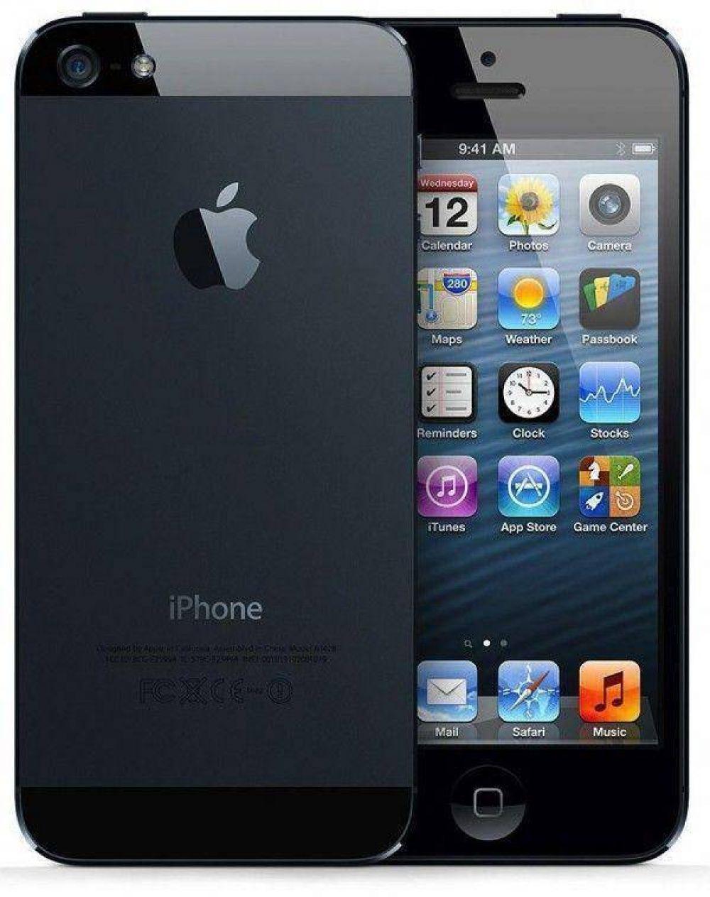 ¿Llega el iPhone 5 a la Argentina?