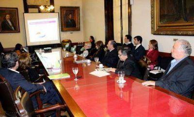 Presupuesto 2013: Vaz Torres definió aspectos