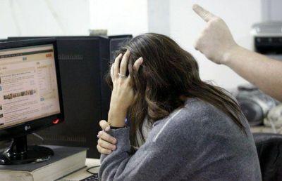 Acoso laboral, reflejo de la violencia social