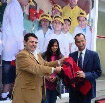 Alfredo Olmedo recibió en Salta al embajador de la India