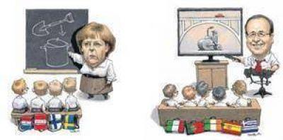 """La """"austeridad light"""", la nueva receta de Europa ante la recesión"""