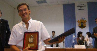 """""""Este es un gran desafío para mí"""", dijo Marcelo Milanesio"""