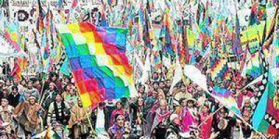 Cumbre de Pueblos Indígenas en Formosa