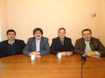 Se presentaron los candidatos de UNIR