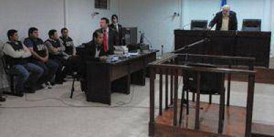 Sorpresiva suspensión del juicio a Palma