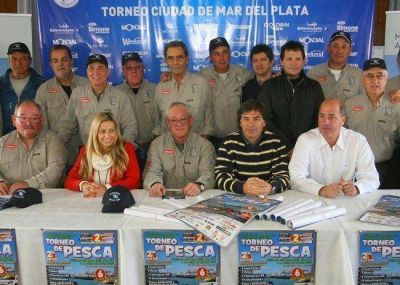 """2° Torneo de Pesca """"Ciudad de Mar del Plata"""""""