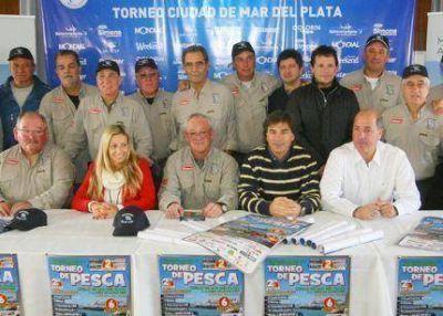 Presentan Torneo de Pesca �Ciudad de Mar del Plata� que entregara 6 autos