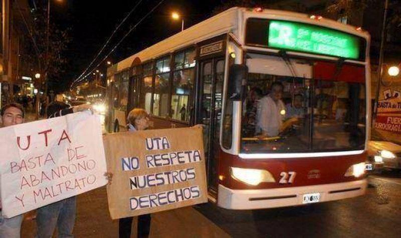 UTA viola conciliación y lanza paro por tiempo indeterminado