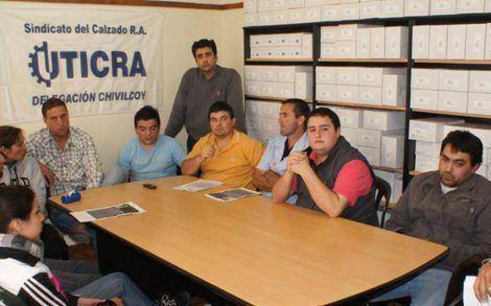 Los trabajadores de Paquetá llevan a cabo una medida de fuerza