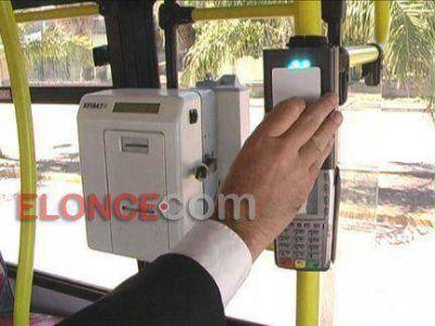 Las tarjetas de colectivos magnéticas saldrán de circulación desde julio