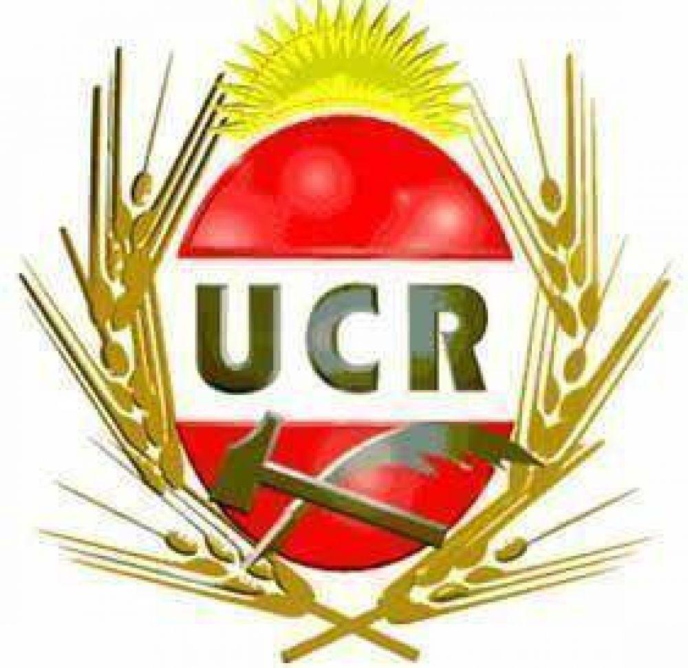 Ángel Rossi asumió como interventor en la UCR Santa Fe