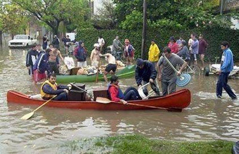 Inundaciones 2003: La Justicia rechazó los planteos de nulidad