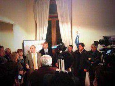 Elecciones 2013: Se consolida el pacto entre De Narváez y sciolistas de La Juan Domingo