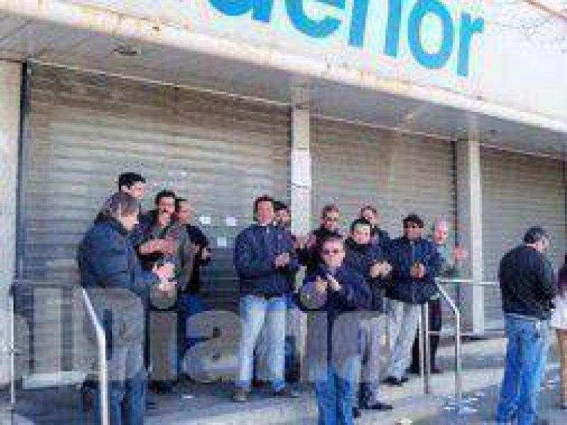 Paro en Edenor: Tras reclamar seguridad, ahora los trabajadores piden aumento en Pilar