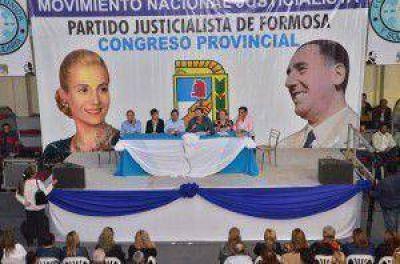 El máximo órgano partidario del PJ reafirmó un categórico respaldo al gobernador Insfrán