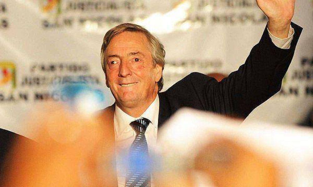 """Kirchner: """"Si Cristina no tiene mayoría legislativa, el país explota"""""""