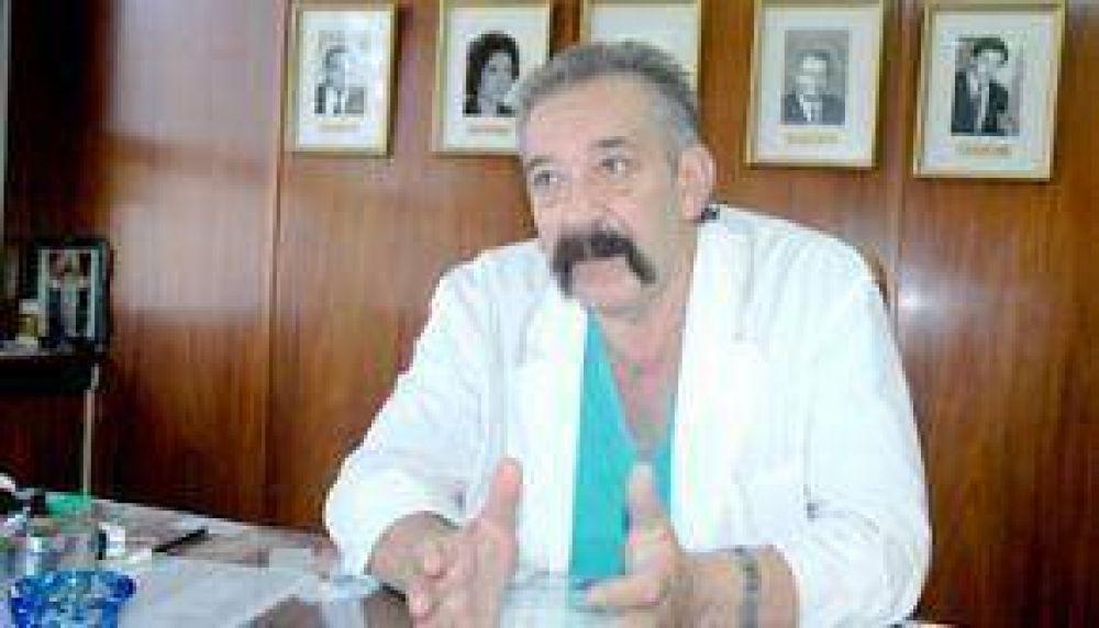 Malestar en el San Bernardo por el despido de 25 enfermeros