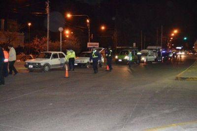 En 48 horas secuestraron 345 vehículos en San Luis y Villa Mercedes