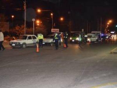 Secuestraron 345 vehículos en controles de tránsito