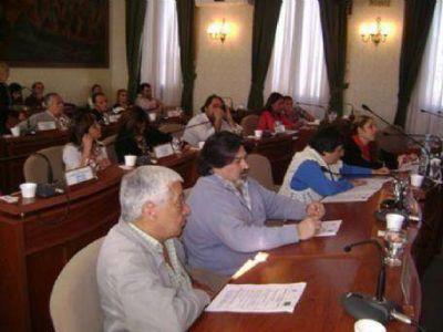 Concejo Deliberante: En una sesión extraordinaria se habló del PROMEBA y de beneficios para jubilados y pensionados