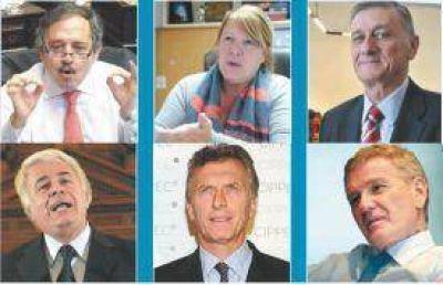 Contrarreloj, la oposici�n intenta cerrar los frentes para las pr�ximas elecciones