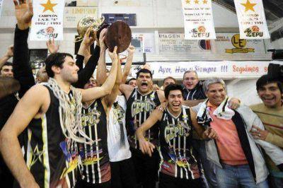 GEPU ascendió al Torneo Federal y regresó a la gloria