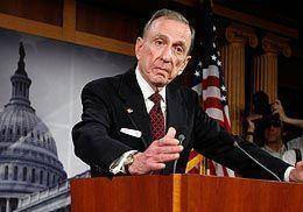 Senador republicano se pasa a las filas demócratas y deja a Obama a un paso de la mayoría en el Parlamento