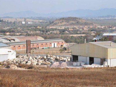 El Parque Industrial está saturado de empresas que fabrican poco o nada