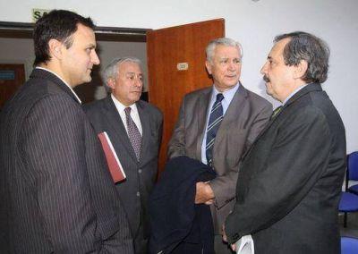 Ricardo Ivoskus negocia una candidatura a senador provincial con Margarita y Alfonsín