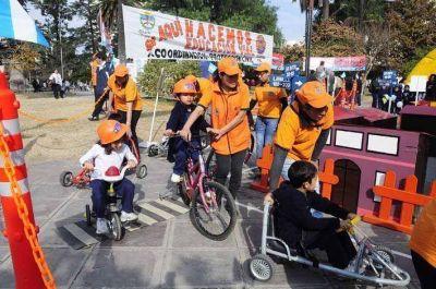 Lanzaron la Semana de la Seguridad Vial