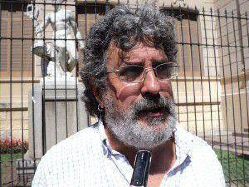 """Para Acosta el descuento de los días de paro """"es una barbaridad"""""""