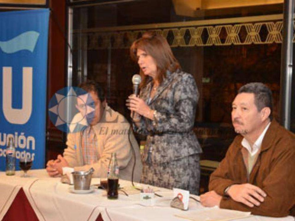 Bullrich encabezó Debate Ciudadano